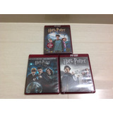 Peliculas Hd Dvd Harry Potter 3, 4 Y 5