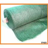 Media Sombra Verde Oscuro 80% Ancho 4.20 Mts X 50 Mts  37423