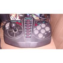 Controle Arcade Turbo Mega Drive/snes