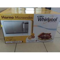 Horno De Microondas Whirlpool 1.1 Pies3