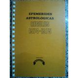 Efemerides Astrologicas Regulus 1974-1975 Regulus 1973
