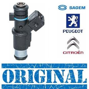 Bico Injetor 206 C3 1.4 8v H001 01f002a Novo Original Sagem