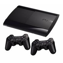 Consola Ps3 Ultraslim C/ Pes15 Fisico Nuevo Juegos Digitale