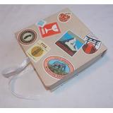 Caixa Porta Jóias Em Papelão Cartão