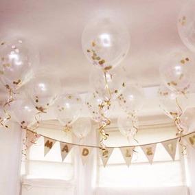 50 globos 12 30cm transparentes cristal decoracin