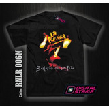 Remera La Renga Bailando En Una Pata Rock 6 Digital Stamp