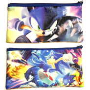 Cartuchera De Sonic The Hedgehog Sega