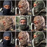 Balaclava Tactico Militar Pasamontaña Airsoft