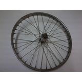 Antiga Roda Bicicleta Leader Aro 20