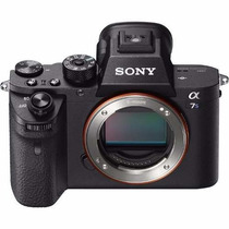 Camera Digital Sony A7s Ii (mark Ii) Mirrorless Profissional