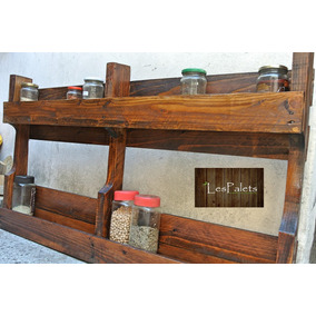 Muebles Palets - Todo para Cocina en Mercado Libre Argentina