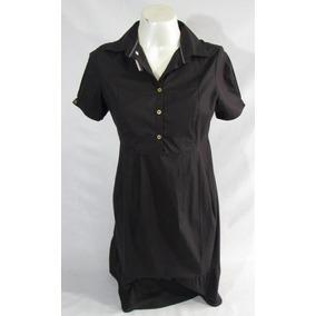 Vestido Tassa Preto 96% Algodão 4% Elastano R1440