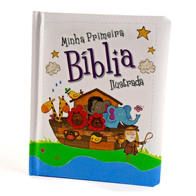 Minha Primeira Bíblia Ilustrada