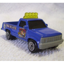 Dodge Dakota, Matchbox 2002, China, Version Mcdonalds