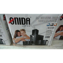 Teatro En Casa Home Theater Onida Japan 5.1 Usb Sd Fm 3000w
