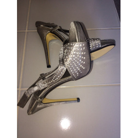 Sandalias De Fiesta De Dama