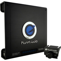 Amplificador Planet Audio Ac1500.1m 12 Meses Sin Intereses
