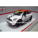 Mini Cooper Countryman - Racing Tuning - Maisto 1/24