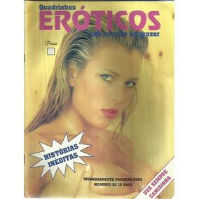 Revista Em Quadrinhos Eroticos Vol. 7