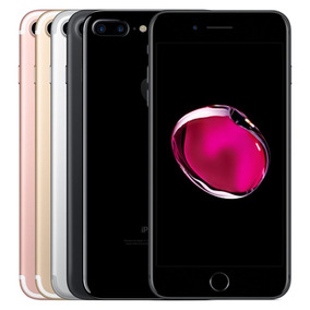 Iphone 7 Plus 256gb,negro,rosa,dorado Nuevo Sellado+garantia