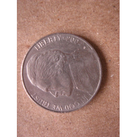 Moneda De 5 Centavos Año 2004 De Eeuu
