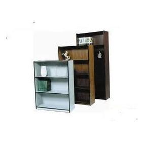 Librero Melamina Madera Gabinete