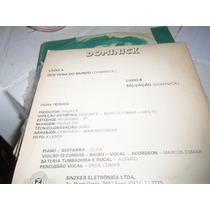 Compacto Vinil Dominick - 103 - Gospel