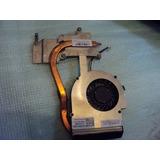 Cooler + Ventilador Dell Inspiron N4020 Impecable P/n 3fk51