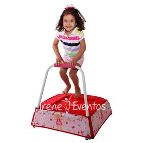 Mini Cama Elastica Quadrada Nina Henri Kids Infantil