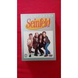 Box Seinfeld 8ª Temporada (4 Discos) Original Novo Lacrado