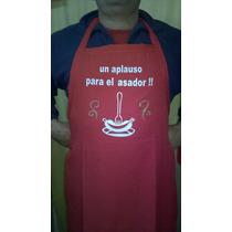 Delantales Personalizados Panaderia Pizzeria Mozo Etc..