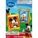 Casa De Mickey Mouse Arm Flotadores Inflables Para Los Niño