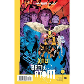 X-men - Battle Of The Atom (la Guerra Del Atomo)