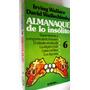 Almanaque De Lo Insolito 5 Wallace Wallechinsky Ag4