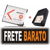 Bateria Sony Np-bn1 Original + Carregador W350 W320 W380