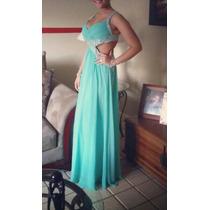 Vestido Largo, Formal De Gala