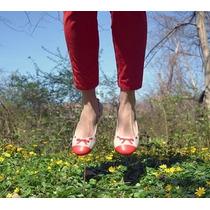Zapatillas Bailarinas Dama Marca Aroche Importados