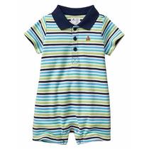 Macacao Baby Gap Infantil 6 - 9 Meses Masculino