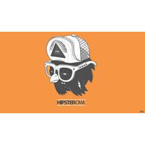 Playera Hipster Owl 100% Nueva!!! Jinx