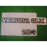 Isignia Emblema Orion -no Verona Logo Placa Tapa Baul