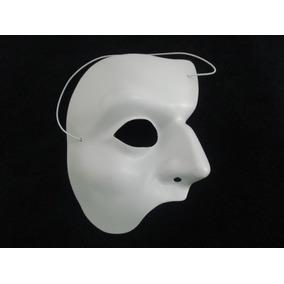 Mascara Fantasma Da Ópera Carnaval Haloween Festas Disfarce