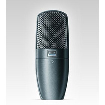 Shure Beta27 Microf Supercard,cond,cap Lateral,estudio/vivo