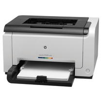 Impresora Laser Color Hp Cp1025nw 1025nw Red Wifi Usb Ce918a