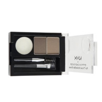 Nyx Eyebrow Cake Powder Kit Duo Sobrancelha Blonde Ecp06