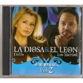 Leo Mattioli Dalila La Diosa Y El Leon Remix 2 Cumbia Nuevo