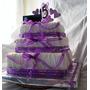 Torta Bodas/15 Años Color A Eleccion