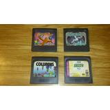 Lote De Juegos De Sega Game Gear Originales