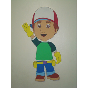 Manny A La Obra Y 8 Herramientas