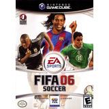 Fifa 06 Soccer 2006 Gamecube Gc Wii Completo + Envio