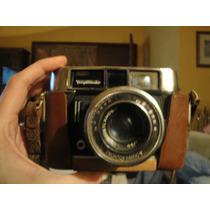 Maquina De Fotos Antigua Voitglander
